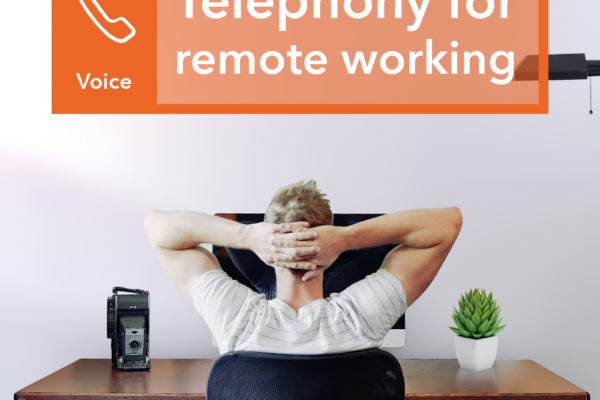 Telephony for remote working